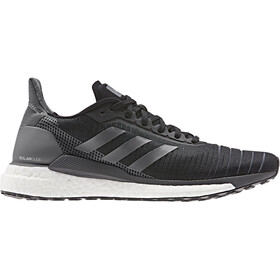 adidas Solar Glide 19 Chaussures basses Femme, core black/grey five/footwear white